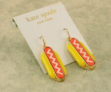 Kate Spade new york Hot Dog Cute Drop Earrings