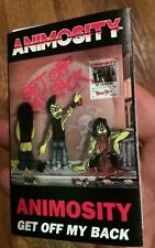 Animosity - Get Off My Back Tape 1989 Mosh Pit Metal Anthrax Metallica