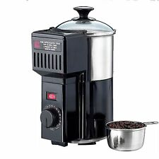 Green Coffee beans Home coffee roaster machine roasting waste heat circulation