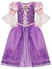 Original Disney Store Exclusive TANGLED RAPUNZEL Dress Embellished Small 5/6 NWT