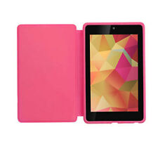 Genuine Asus Google Nexus 7 (2012) Full Travel Case/Cover UK Seller (Pink)
