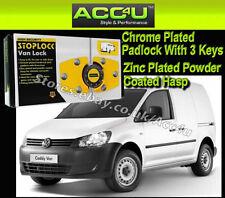 Volkswagen VW Caddy Stoplock High Security Anti-Theft Van Door Lock