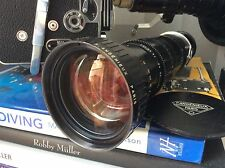 Angenieux Zoom 12-120mm 1:2,2 Type 10x12B, ARRI S to MFT. 16mm Cinema. Top lens!