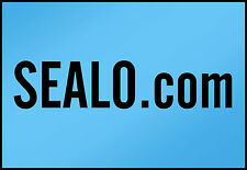 SEALO.com   PREMIUM Domain Name LLLLL 5 Letters
