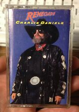 Rare! - RENEGADE by Charlie Daniels Band (1991- Epic Cassette)