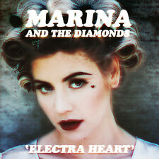 Electra Heart - Marina And The Diamonds CD Sealed ! New !