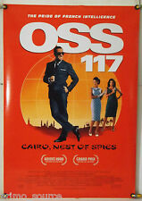 OSS 117: CAIRO, NEST OF SPIES ROLLED ORIG 1SH MOVIE POSTER JEAN DUJARDIN (2006)