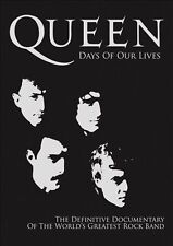 Days of Our Lives [DVD] by Queen (DVD, Jan-2012, Universal Distribution)