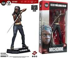 Action Figure Michonne The Walking Dead 18 cm Red Wave Color Tops McFarlane