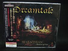 DREAMTALE Seventhian ...Memories Of Time + 1 JAPAN 2CD Masterstroke Thaurorod