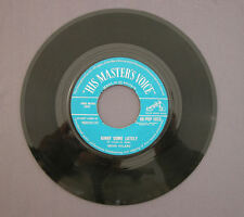 """SG 7"""" 45 rpm 1962 BRIAN HYLAND - I SHOULD BE GETTIN' BETTER / GINNY COME LATELY"""