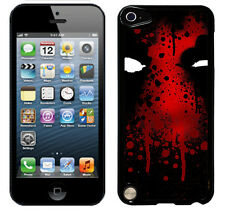 Deadpool case fits ipod touch 5 & 6 6th 5th gen cover protective (4) apple