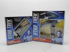 Star Trek The Original Series TOS Communicator & Black Handle Phaser Diamond