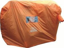 SURVIVAL EMERGENCY HI VISIBILITY WATERPROOF SHELTER  2-3 PERSON CAMPING, HIKING