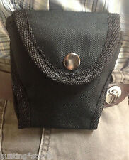 Nylon Tobacco Pouch Holster Snuff Can Holder Pouch by Protech Outdoors