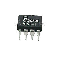 10PCS OP AMP IC HARRIS DIP-8 CA3080E CA3080EZ CA3080 GOOD QUALITY