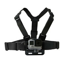 Elastic Adjustable Chest Strap Mount Harness Adapter For GoPro HD Hero 1 2 3 3+4