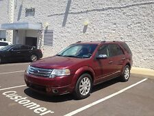 Ford: Taurus X/FreeStyle LIMITED X