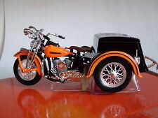 Harley Davidson Modell, 1947 Servi-Car, Maisto Motorrad Modell 1:18