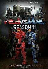 Red vs. Blue: Season 11 (DVD, 2013)