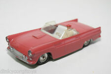 SOLIDO SERIE 100 FORD THUNDERBIRD RED NEAR MINT CONDITION