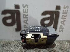 CITROEN PICASSO 1.6 2006 DRIVERS SIDE REAR DOOR LOCK BLOCK