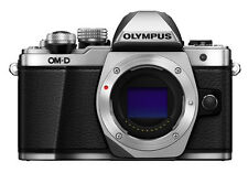Olympus OM-D E-M10 Mark II Mirrorless Camera - (Body Only) Silver  -Fedex USA