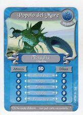 figurina - CARD GORMITI - MYSTICA TENAGLIA