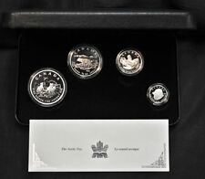 2004 Pure Silver Fractional Arctic Fox Set