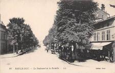 CPA 55 BAR LE DUC LE BOULEVARD DE LA ROCHELLE