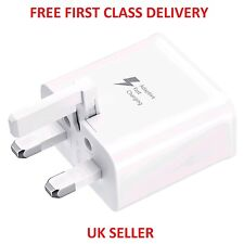 Genuine UK Mains Power Charger Charging Adapter For Samsung Galaxy Tab 2 3 4 Pro