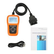 Mini VAG505 Super Professional OBD Scanner For VW/AUDI Oil Reset/Srs Reset Tool