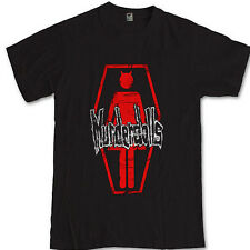 MURDERDOLLS T-Shirt horror punk band Wednesday 13 Slipknot S M L XL 2XL 3XL tee