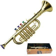 Mini Musical Instrument Toy Gift Simulation Horn Trumpet Toy
