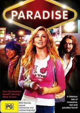 Paradise DVD Movie BRAND NEW SEALED NEW RELEASE Holly Hunter Russell Brand R4