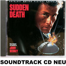 Sudden Death - John Debney - Soundtrack CD NEU