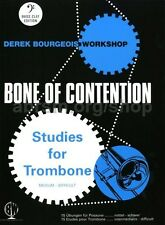 Bone of Contention Trombone - Bass Clef - Same Day P+P