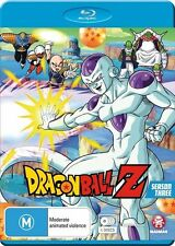 Dragon Ball Z Season 3 NEW B Region Blu Ray