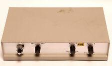 Carl Zeiss AC-Verstärker Steuergerät für Monochromator PbS Detektor f. MPC64