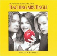 Teaching Mrs. Tingle [Score] by Original  CD, VarŠese Sarabande LIKE NEW
