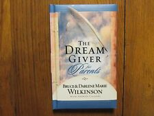 DARLENE MARIE WILKINSON  Signed  Book(THE DREAM GIVER FOR PARENTS- 2004 1st Edit