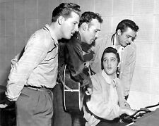 "The Million Dollar Quartet 10"" x 8"" Photograph"