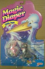 Galoob Magic diaper Little Joys Gary cat Mommy baby pets 1992 mint on card