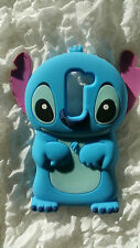 Silicone Cover per cellulari STITCH para LG G2 MINI