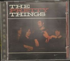 PRETTY THINGS 18 track CD Enhanced VIDEO 1965-1998 ROADRUNNER Big City ROSALYN