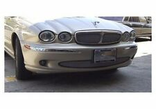 Jaguar X-Type Upper Mesh Grille Insert Style Chrome or Black 02-2007 models