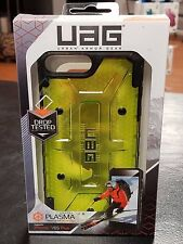 IPHONE 7 PLUS - UAG Urban Armor Gear PLASMA CASE - Citron And Black (Clear) NEW