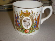 Coronation Mug of King Edward - May 12th 1937