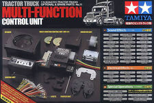 Tamiya 56511 1/14 RC Tractor Truck Multi-Function Control Unit MFC-01 Kit