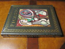 Easton Press PICASSO  Carsten - Peter Warncke SEALED
